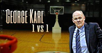 """1v1 George Karl: """"Nie zawsze było lekko."""""""