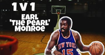 "1v1 Earl Monroe: ""Bullets i Knicks byli lustrzanymi odbiciami""."