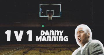 """1v1 Danny Manning: """"To były naprawdę świetne chwile."""""""