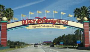 Pierwsze obrazki z Orlando