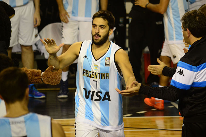 Facundo Campazzo w drodze do NBA