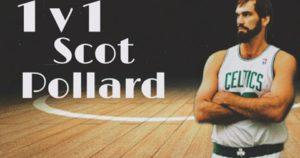 """1v1 Scot Pollard: """"Jason Williams był czarodziejem z piłką""""."""