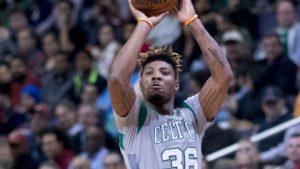 Marcus Smart zrobił burdę w szatni Celtics po drugiej porażce z Heat