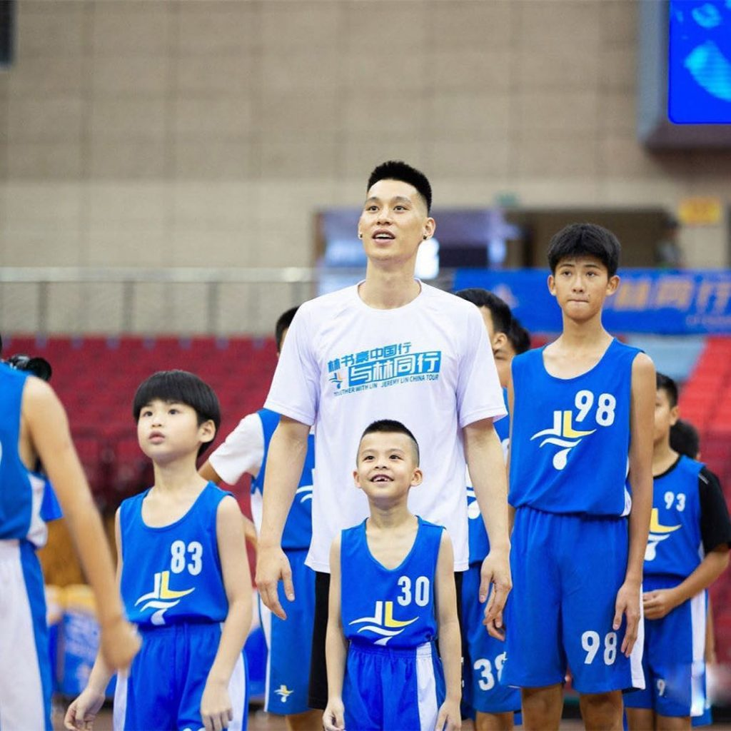Jeremy Lin chce wrócić do gry w NBA