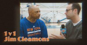 """1v1 Jim Cleamons: """"Phil Jackson pamiętał o naszej rozmowie""""."""