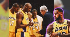 Los Angeles Lakers od Finału do Finału – dekada wielkiej posuchy