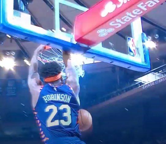 Mitchell Robinson Knicks