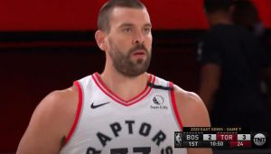Marc Gasol w LA Lakers