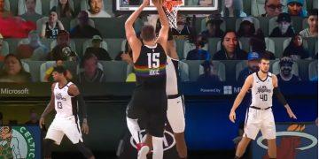 Westbrook daje zwycięstwo Wizards, rekord kariery Jokica