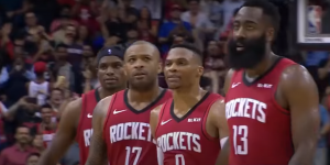 Houston Rockets porzucą micro-ball