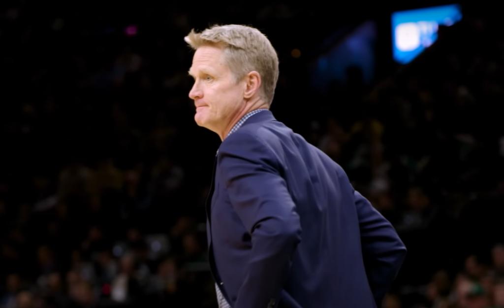 Steve Kerr: Nie staniemy się Houston Rockets