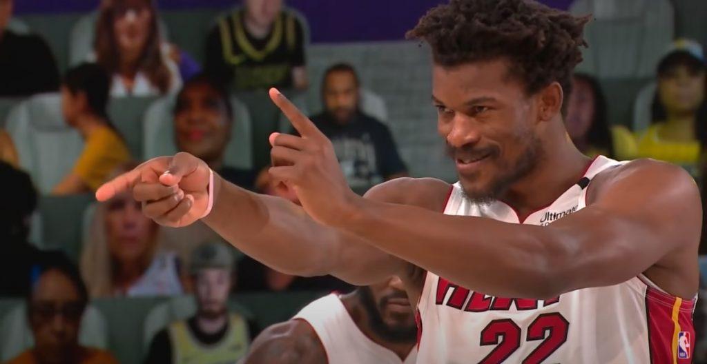 Lakers zawalili końcówkę, kontuzja Davisa, Butler to kozak
