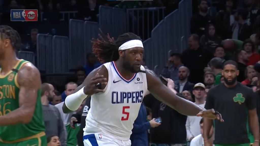 Montrezl Harrell: Clippers mnie nie chcieli