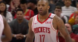 PJ Tucker ma żal do Houston Rockets