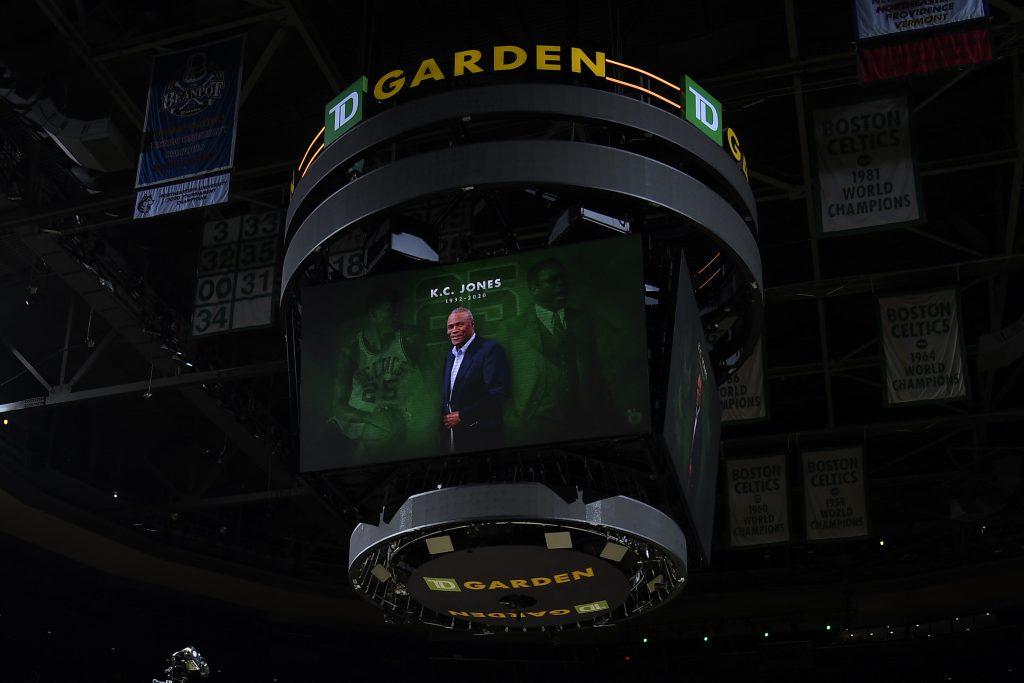 Zmarł KC Jones, legenda Boston Celtics
