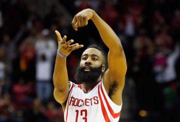 Nuggets, Raptors i Celtics pytają o Hardena