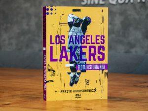 Cała historia Los Angeles Lakers zamknięta w kilkuset stronach