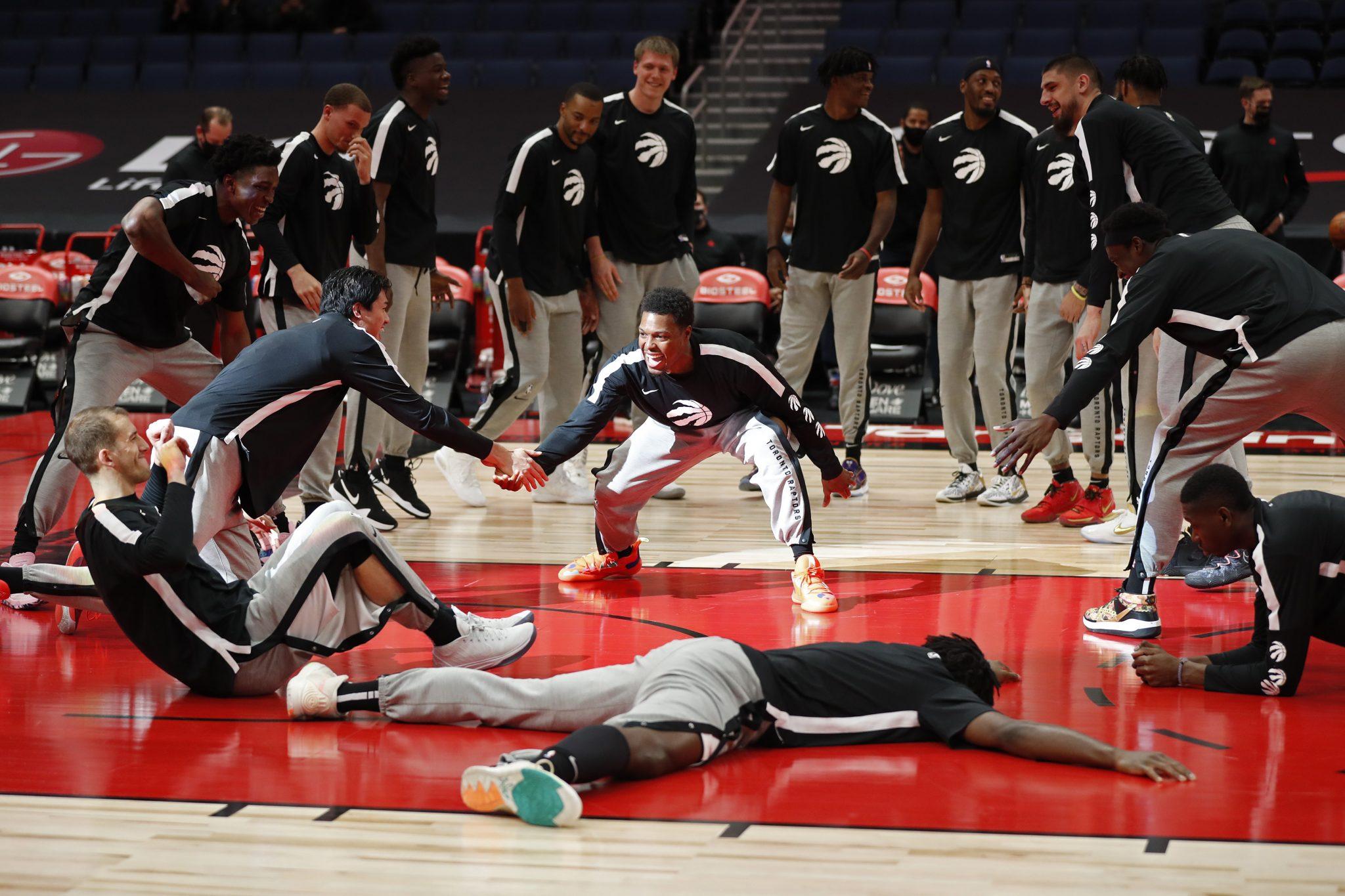 Toronto Raptors Tampa Bay Floryda