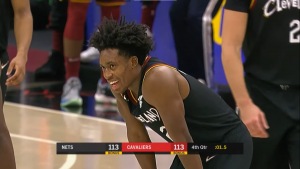 Collin Sexton pokonuje Big Three Brooklynu, game-winner Anthony'ego