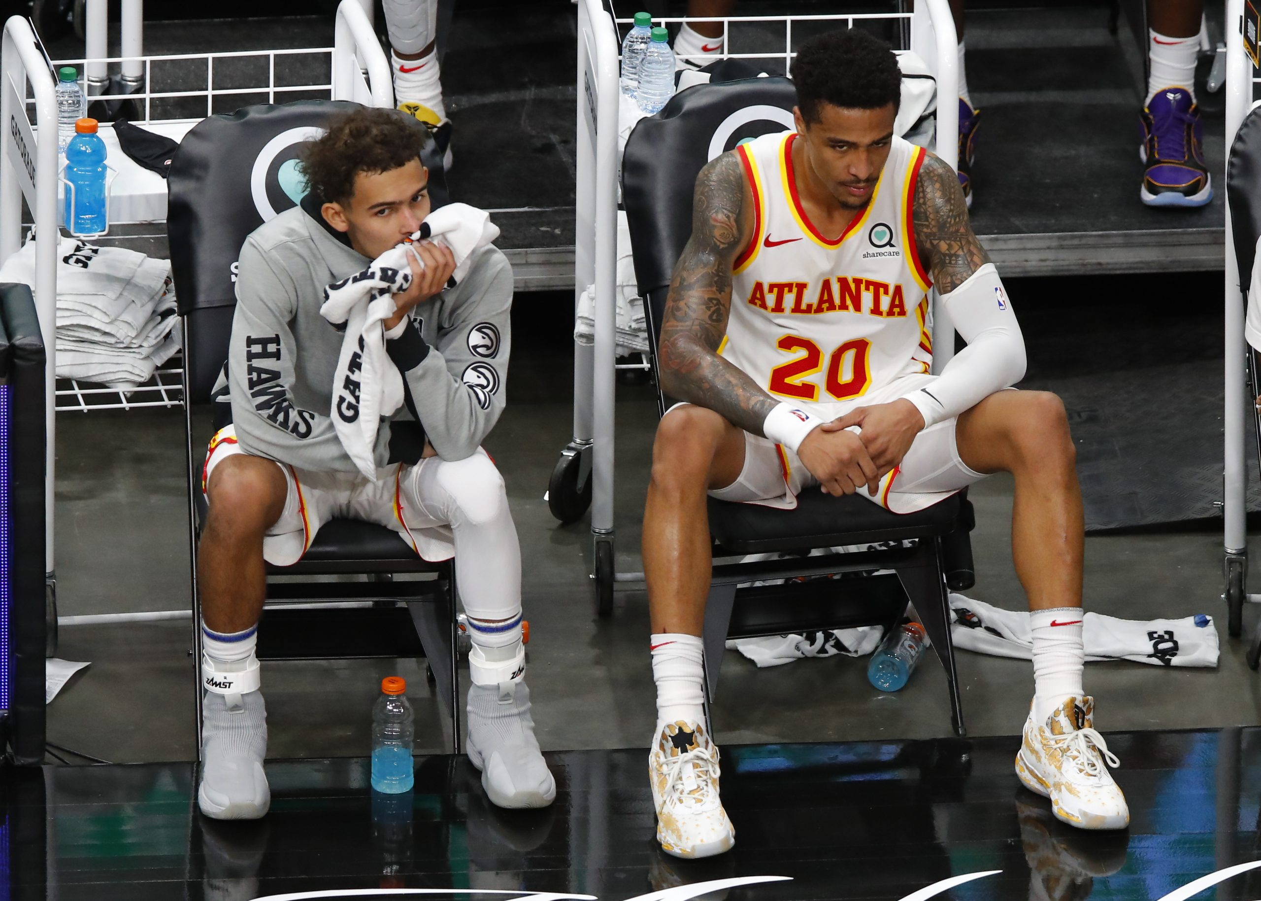 Lakers dominują Rockets, świetny pojedynek Duranta i Shai Gilgeous-Alexandra