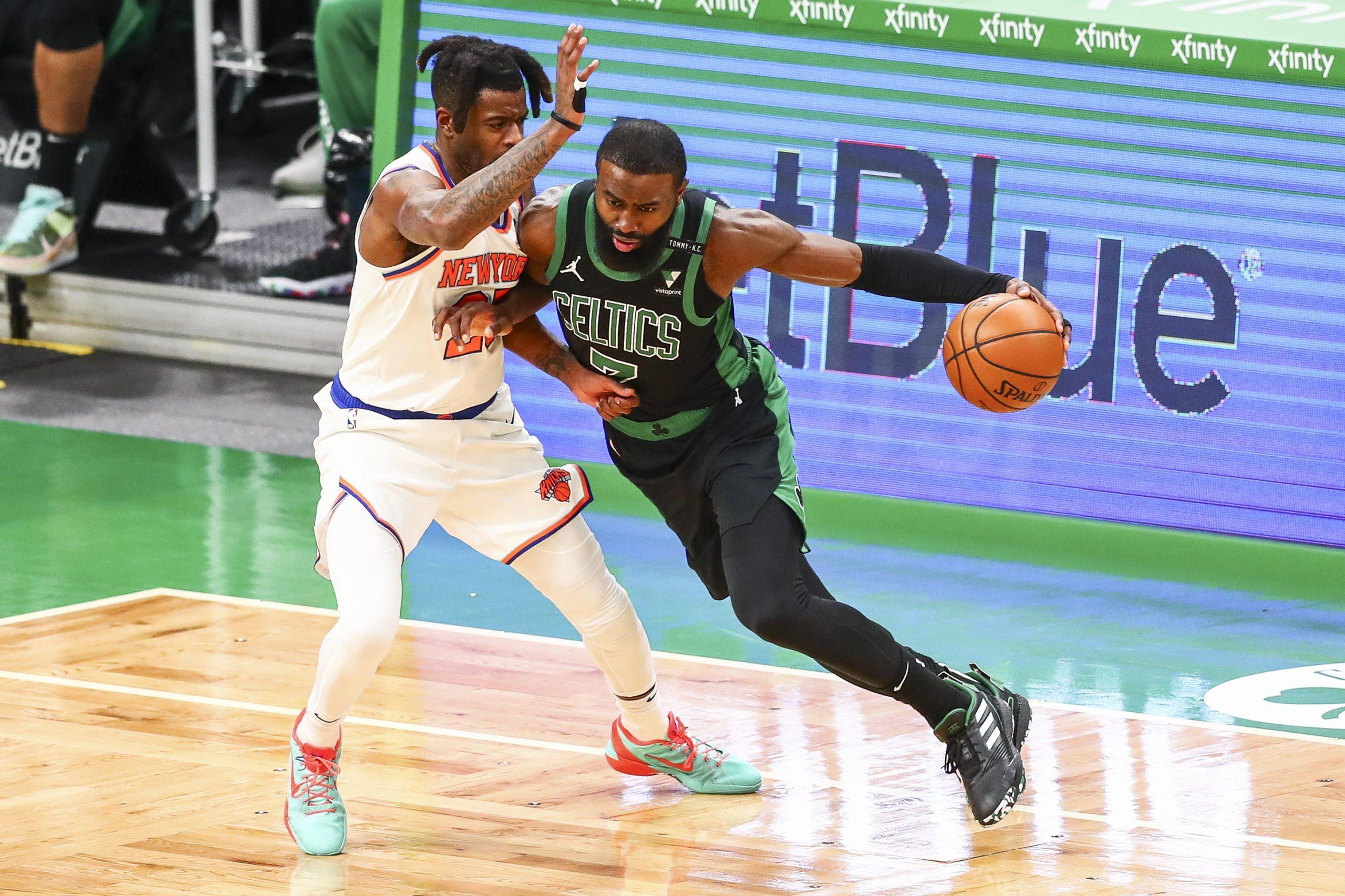 Jak dobry jest już duet Brown & Tatum? Na ile powrót Kemby pomoże Celtics?