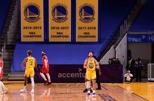 Curry: Rywale wciąż są dodatkowo zmobilizowani na mecze przeciwko nam