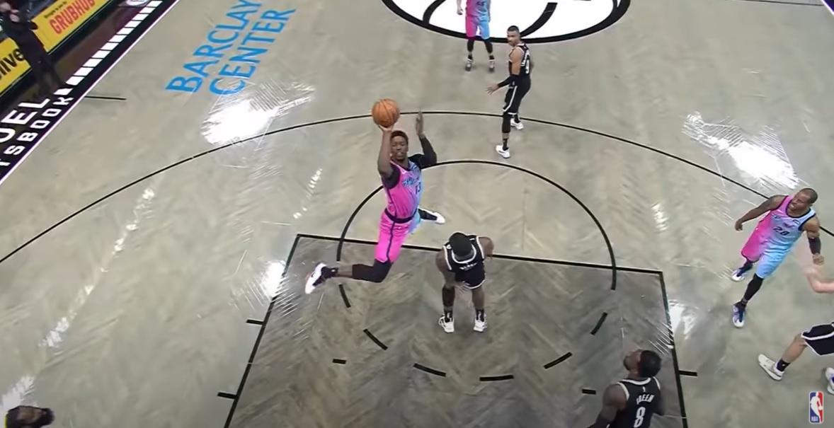 Mecz życia Adebayo, dwie dogrywki w Denver, nowy rekord Curry'ego