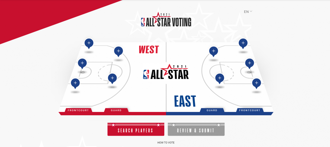 Głosowanie do All-Star rozpoczęte! Zobacz jak zagłosować