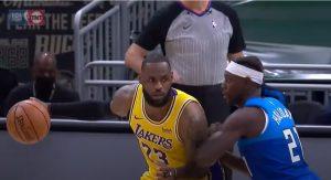 Ekscytujące starcie Lakers-Bucks, Draymond niesłusznie wyrzucony