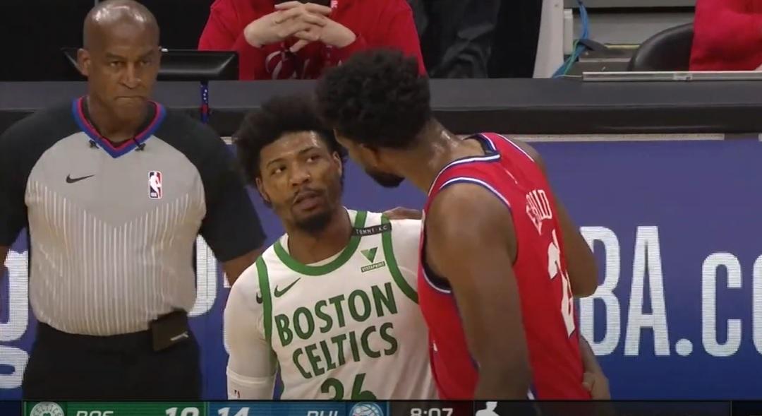 10 bloków Capeli, kolejne starcie Sixers z Celtics