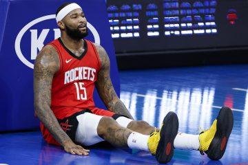 Houston Rockets rezygnują z DeMarcusa Cousinsa