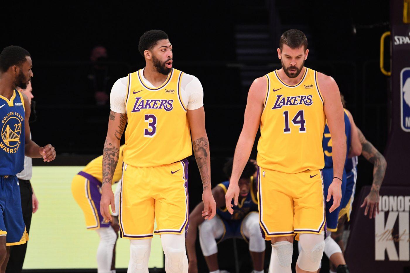 Lakers są tak dobrzy, jak przypuszczano – mało się o tym mówi