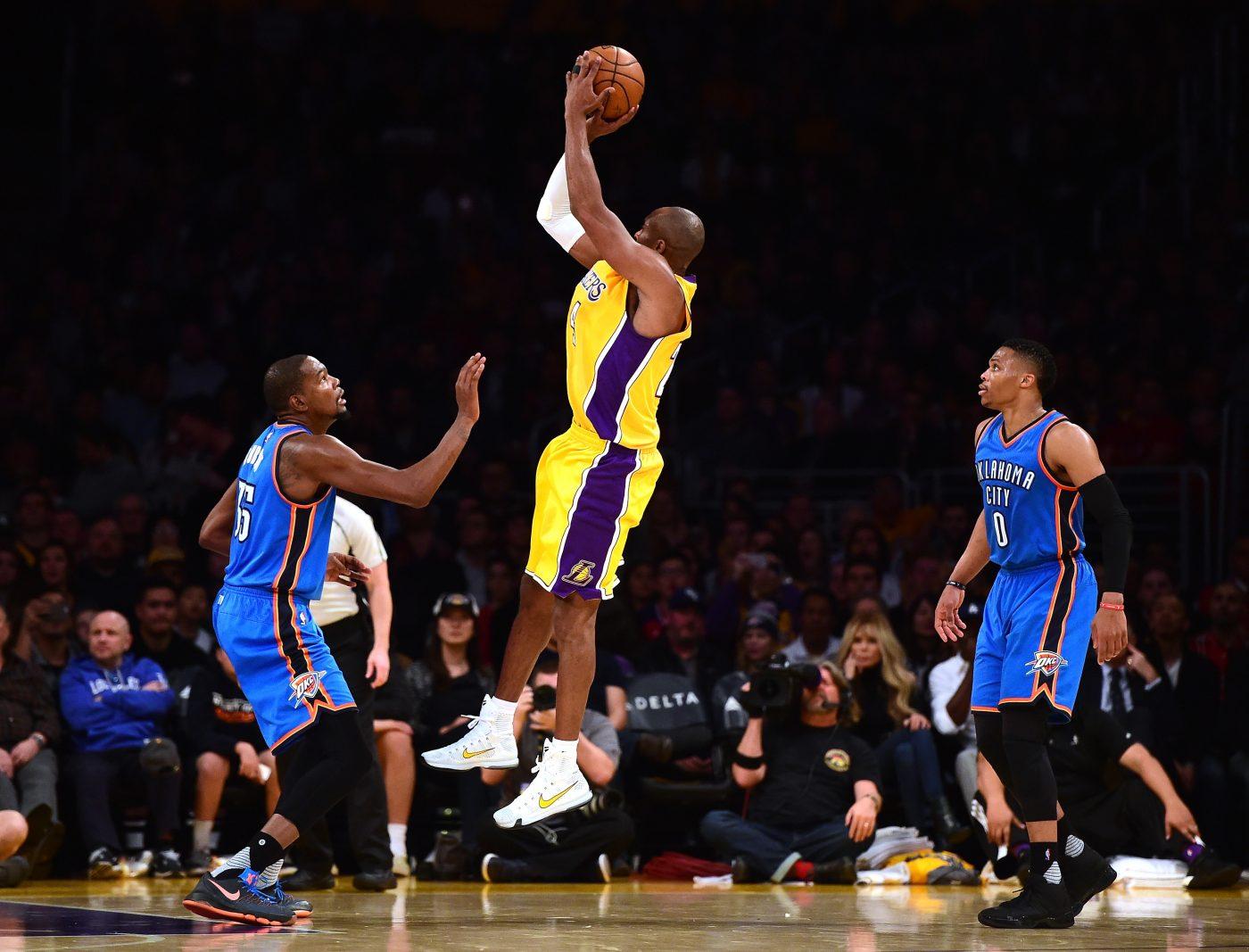 Sylwetka Bryanta nowym logo NBA?
