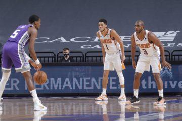 Phoenix Suns – niepozorny zespół TOP4 konferencji zachodniej