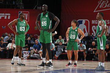 Najwyżsi koszykarze w historii NBA