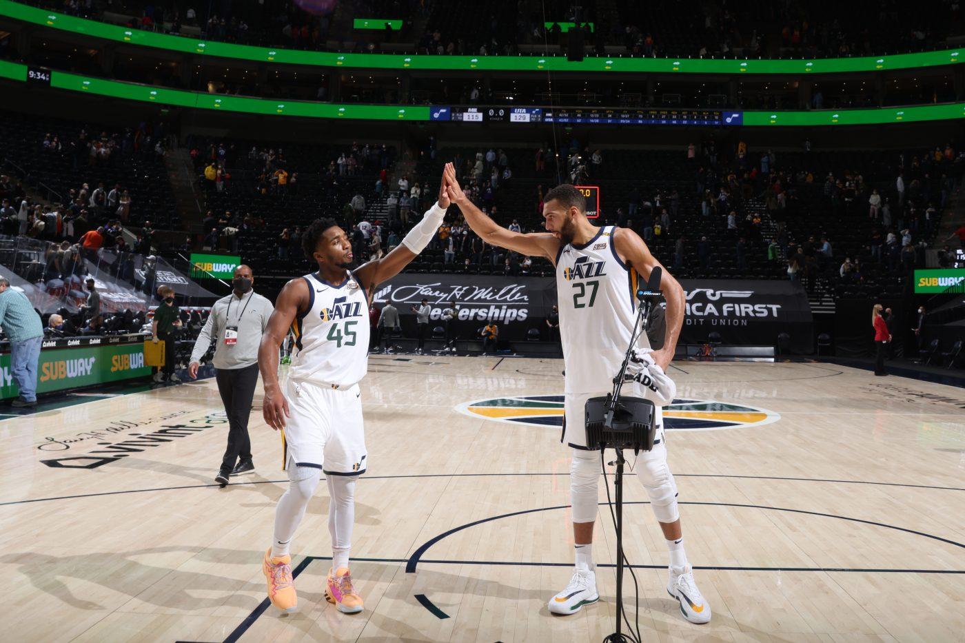 Czy Utah Jazz naprawdę wkroczyli do walki o tytuł?