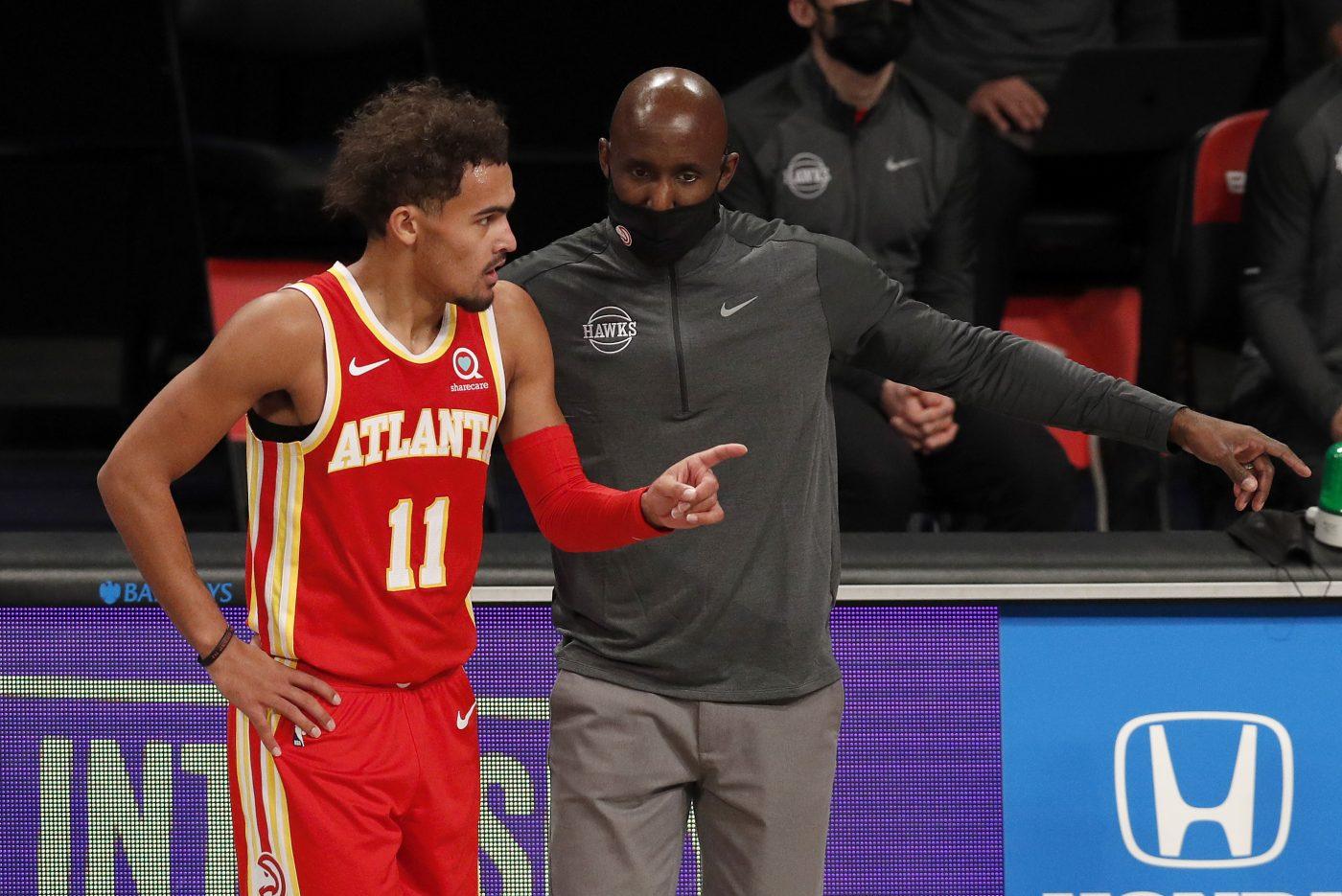 Atlanta Hawks zwalniają trenera Lloyda Pierce'a!