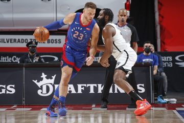 Blake Griffin w Brooklyn Nets!