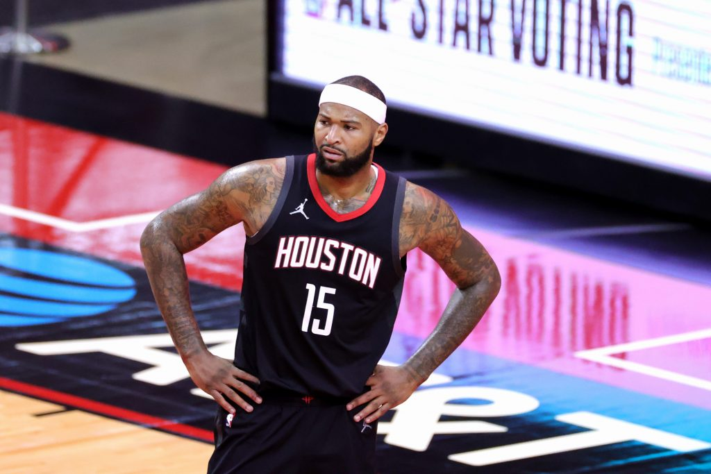 DeMarcus Cousins w Los Angeles Clippers!