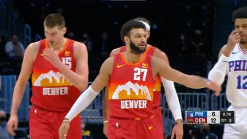Nuggets dominują Sixers, Clippers przegrywają końcówkę z Magic