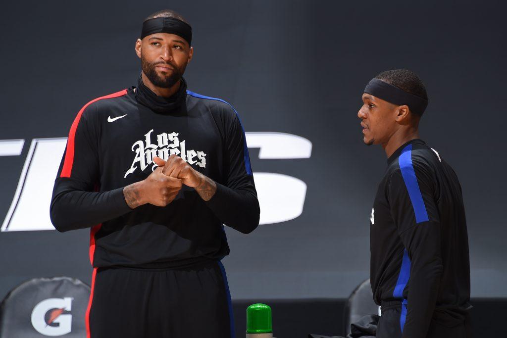 DeMarcus Cousins zostanie w LA Clippers do końca sezonu