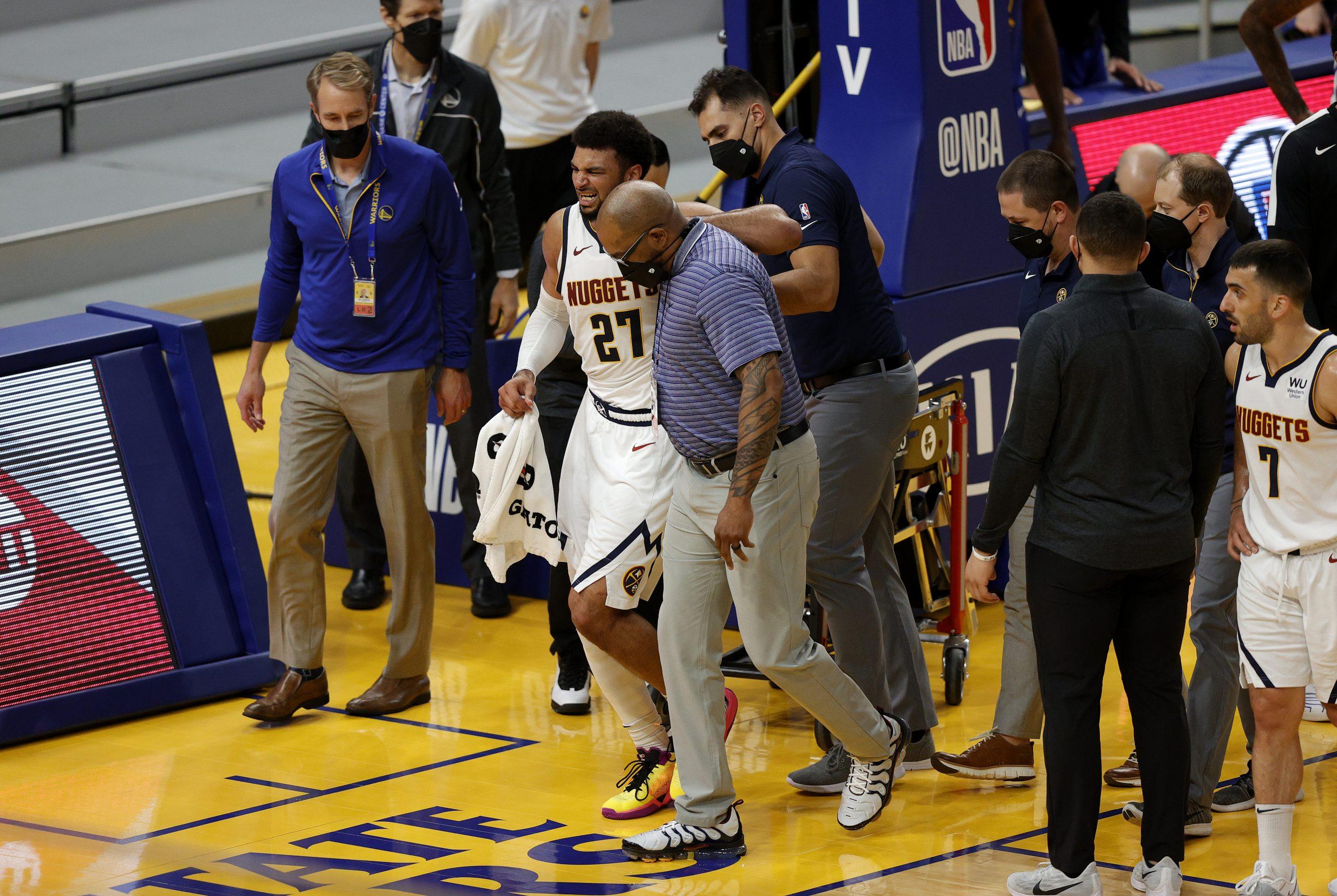 Emocje w Portland, Kevin Durant wygląda świetnie
