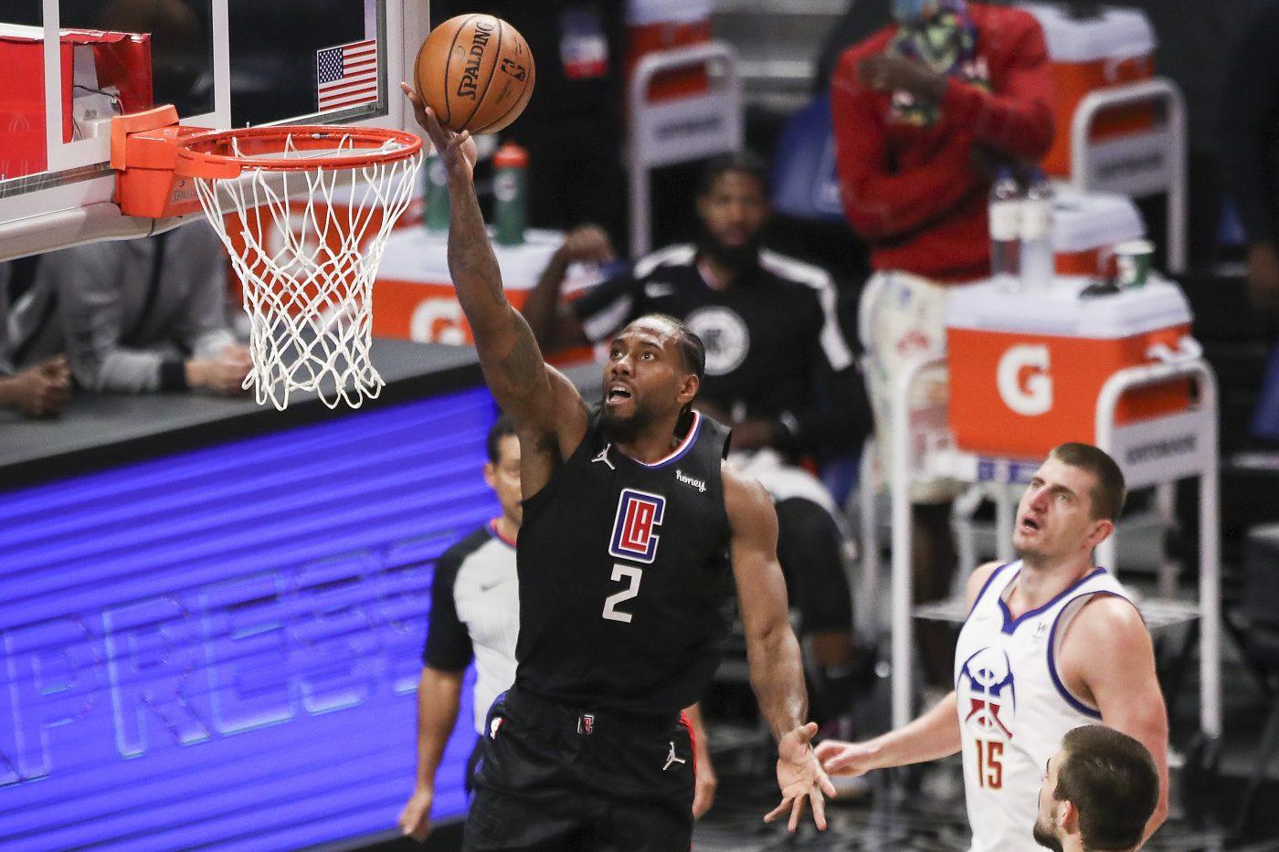 Kawhi przedłuży kontrakt z LA Clippers