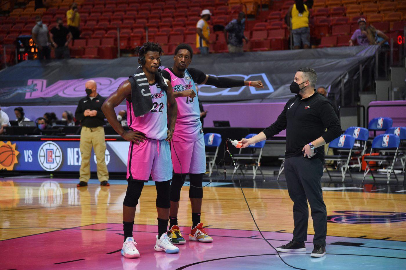 """Jimmy Butler: """"Jesteśmy zbyt miękcy"""". Skąd się biorą kłopoty Heat?"""