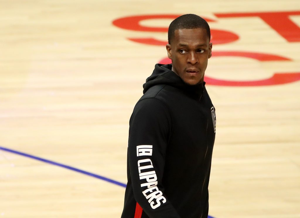 """Projekt """"Rajon Rondo w Clippers"""" jest głebszy, niż mogłoby się wydawać"""