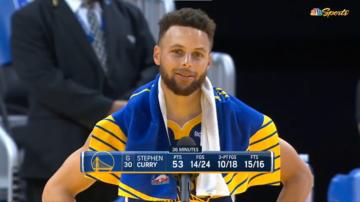 Stephen Curry najlepszym strzelcem w historii Golden State Warriors
