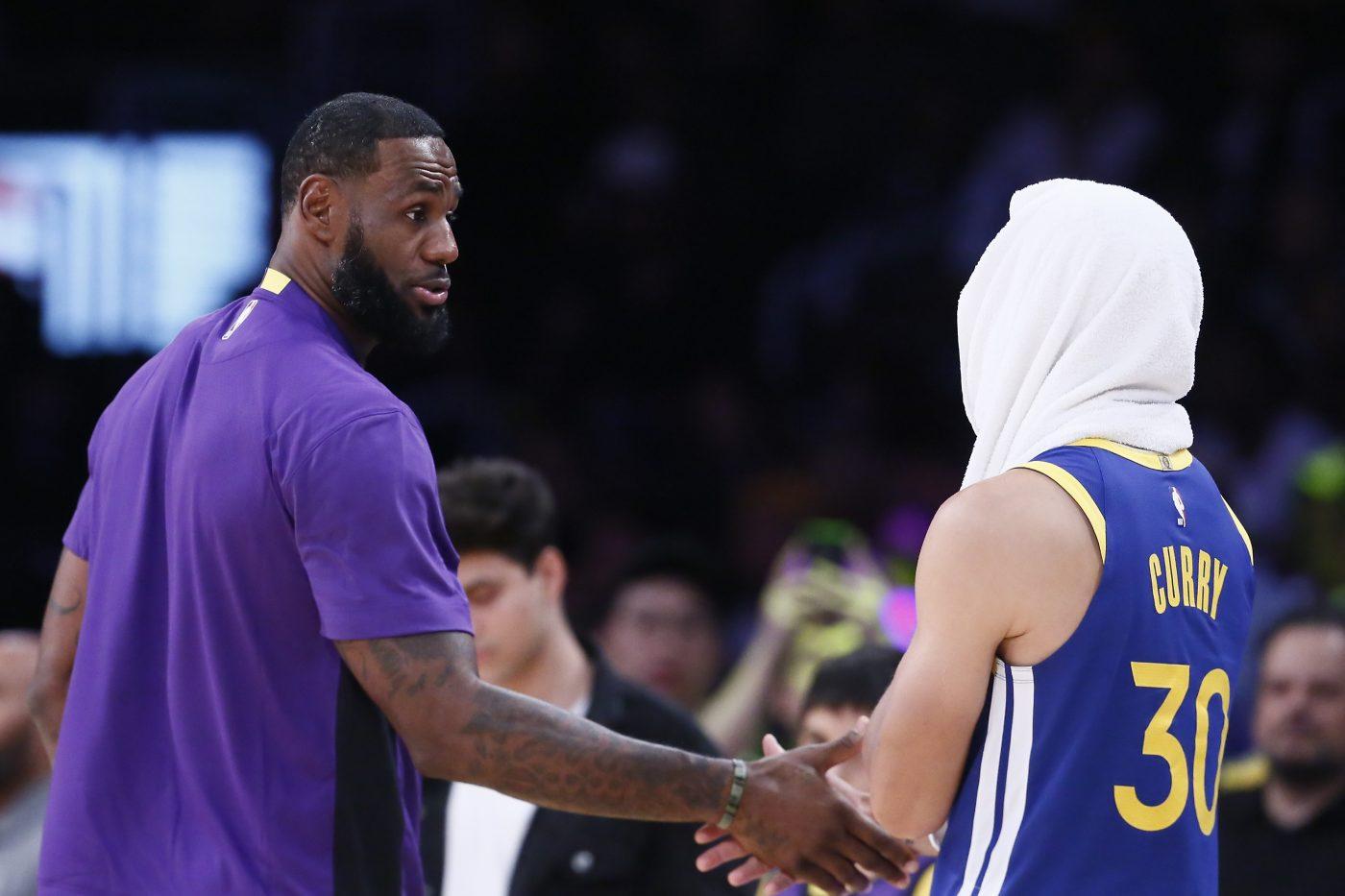Zachód zaczyna play-in! Czy Warriors są w stanie zaskoczyć LeBrona i Lakers?