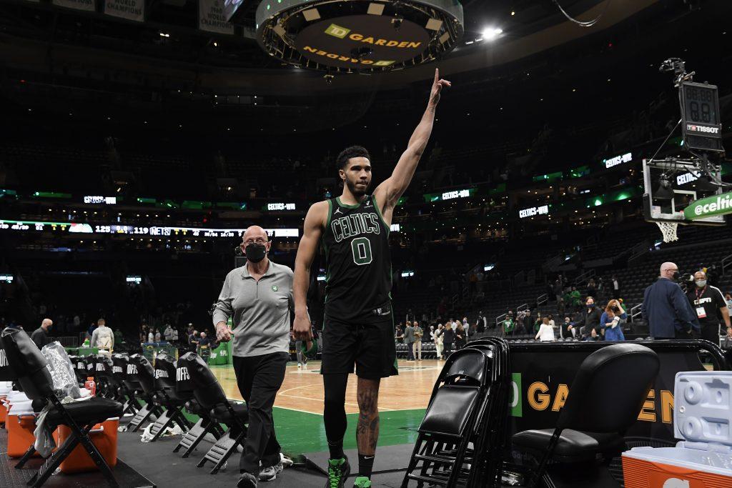 50 punktów Tatuma, Celtics wracają do gry! Clippers ratują serię! Randle bezradny!