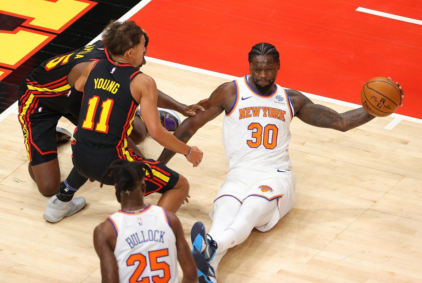 Zapowiedź Playoffs 2021: Knicks vs Hawks