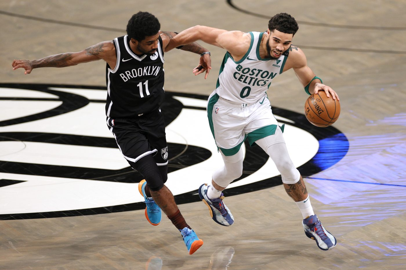 Zapowiedź Playoffs 2021: Nets vs Celtics